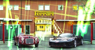 auto stocks to buy right now Ferrari (RACE stock)
