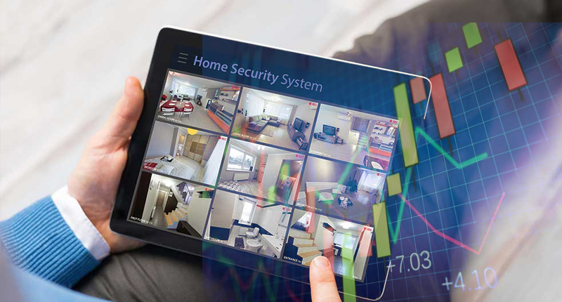home security stocks to buy