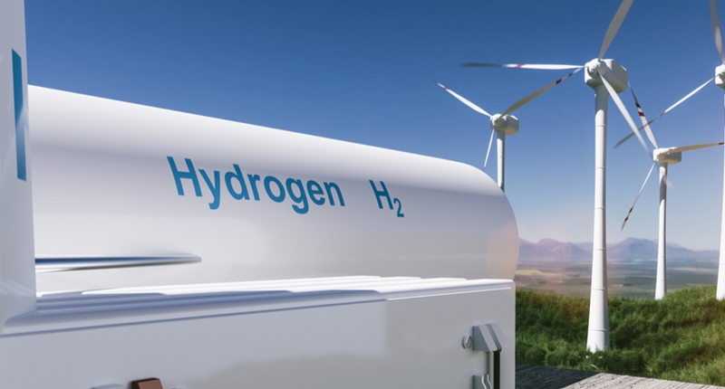 hydrogen stocks