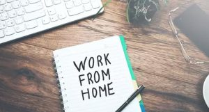 work from home stocks