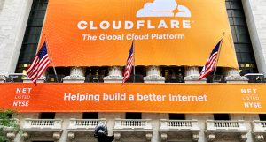 cloudflare stock (NET)