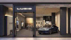 electric vehicle stocks (CCIV) (FSR)
